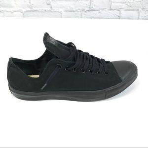 Converse Chuck Taylor Triple Black All Star Shoes